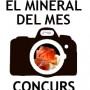 """Concurs """"El mineral del mes""""."""