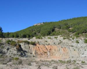 Pedrera Los Arenales, La Rocha de Piquer, Toràs, Castelló, Comunitat Valenciana.